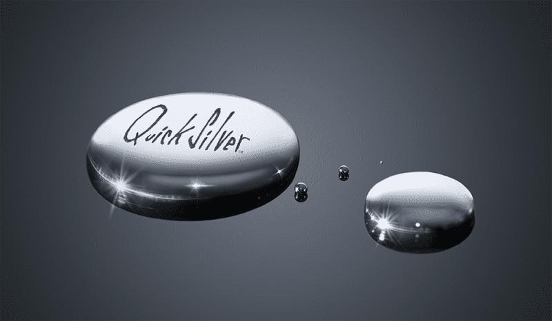 QuickSilver® logo